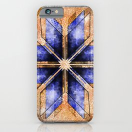Auseklis iPhone Case