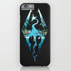 Skyrim ice Slim Case iPhone 6s