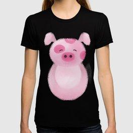 Pig Nursery Art T-shirt