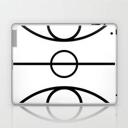 Basketball Court Laptop & iPad Skin