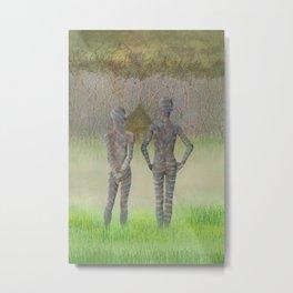 Hansel and Gretel Metal Print