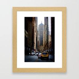 Lasalle Reverie Framed Art Print