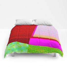 GLITCH_0014 Comforters