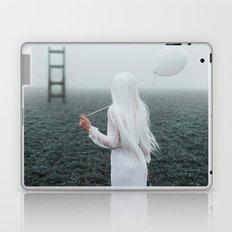 All white Laptop & iPad Skin