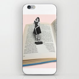 Maria, Head of the Censorship Department iPhone Skin