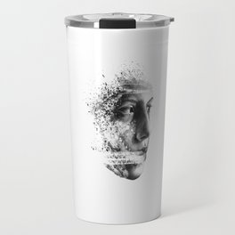 Gaze lost Travel Mug