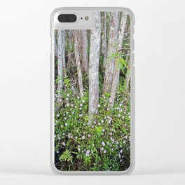 In Your Deepest Fantasy Clear iPhone Case