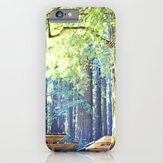 Picnic in the Woods iPhone 6s Slim Case