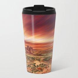 Arches at Sunset Travel Mug