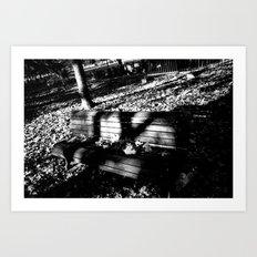 Benchmark II Art Print