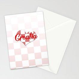 Go Croatia Stationery Cards