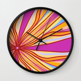 Just Right Wall Clock