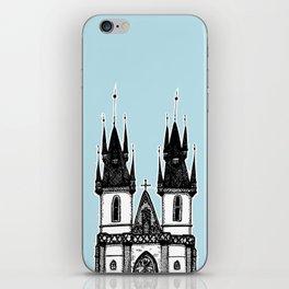 Tyn Church - Prague iPhone Skin