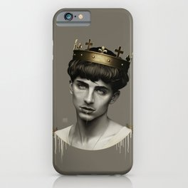 THE GOLDEN KING iPhone Case