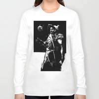 engineer Long Sleeve T-shirts featuring Zampata Engineer by ClayBrooks