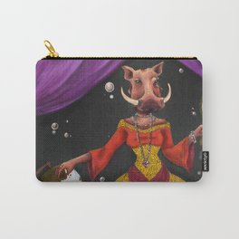 Beauty is the Beast Carry-All Pouch