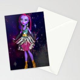 Glitter Jane custom doll Stationery Cards