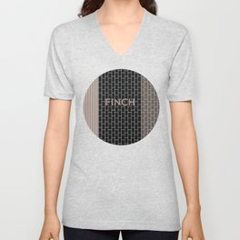 FINCH | Subway Station Unisex V-Neck