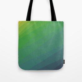 Shades of Deep Water Tote Bag