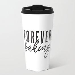 Forever Baking Travel Mug