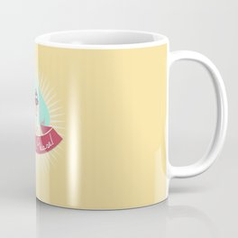 Dessert Please! (Yellow) Coffee Mug