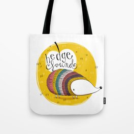 hedge f(o)und Tote Bag