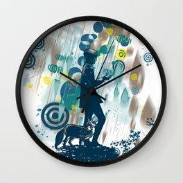le petit prince 2010 Wall Clock