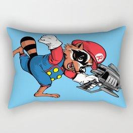 Super Rocket Rectangular Pillow