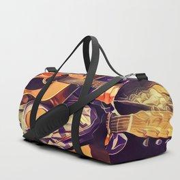 Guitar Man - Graphic 2 Duffle Bag