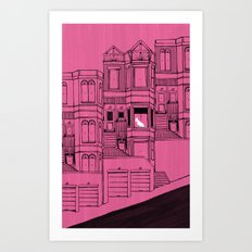 The Expectation of Living (Pt. 1) Art Print