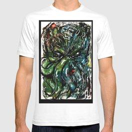 Johnny Cthulhu T-shirt