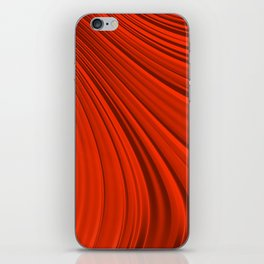 Renaissance Red iPhone Skin