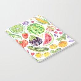 Summer Harvest Notebook
