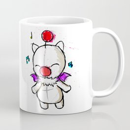 Watercolour Moogle  Coffee Mug