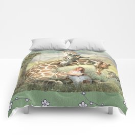 The Reading Room Comforters