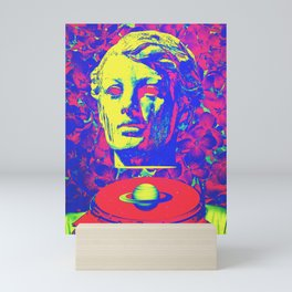 Spaceman Mini Art Print