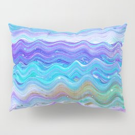 Unicorn Brainwaves Pillow Sham