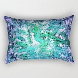 Flashlight Rectangular Pillow