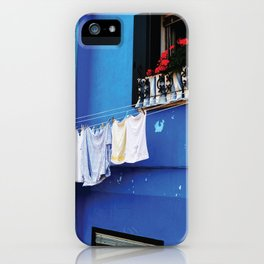 Blue Palace iPhone Case