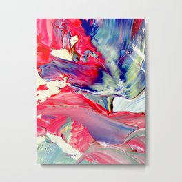 A Painter's Paradise Metal Print