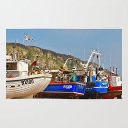 Fisherman's Beach Rug