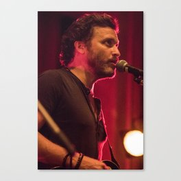 Rob Benedict - Supernatalooza Canvas Print