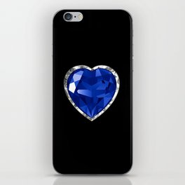heart of the ocean iPhone Skin