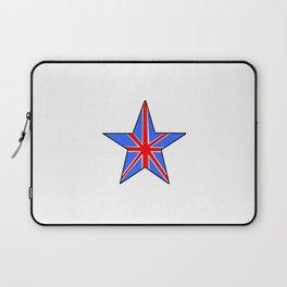 Flag of UK 14- London,united kingdom,england,english,british,great britain,Glasgow,scotland,wales Laptop Sleeve