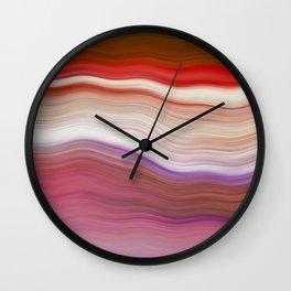 CORAL FANTASY Wall Clock