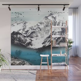 Into the wild #05 Wall Mural