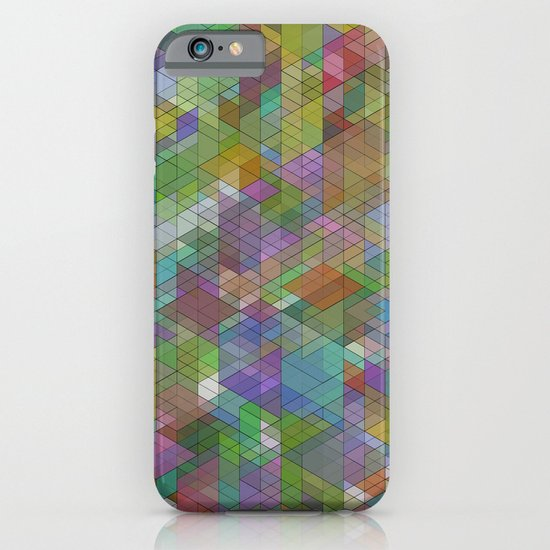 Panelscape - #8 society6 custom generation iPhone & iPod Case