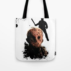 Jason Voorhees: Monster Madness Series Tote Bag