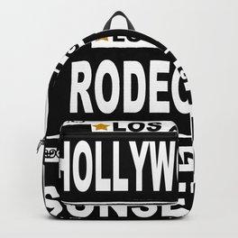 Los Angeles California Backpack