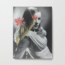 Veronica Metal Print
